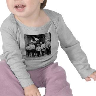 ¿De Stereoview- momia por favor? Camiseta