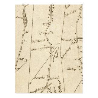 De Stratford a Poughkeepsie 15 Tarjetas Postales