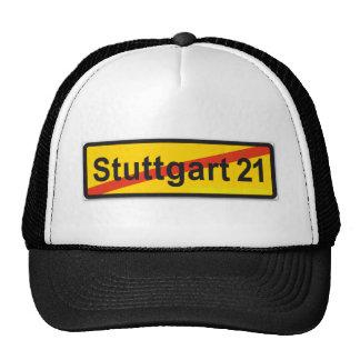 De Stuttgart 21 Gorro