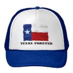 De TEJAS gorra azul del camionero PARA SIEMPRE -