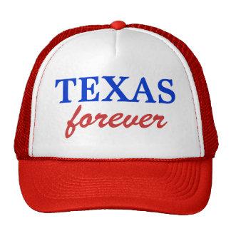 De Tejas gorra de béisbol para siempre - gorra