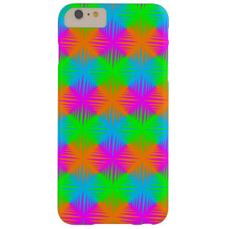 """De """"Tess 4 colores """" Funda Para iPhone 6 Plus Barely There"""