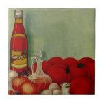 De tomate todavía de la salsa de tomate baldosa ce azulejos ceramicos
