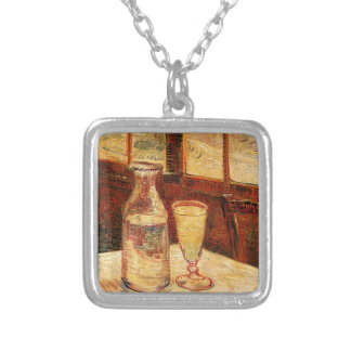 """De una garrafa de Van Gogh """"vidrio del collar del"""