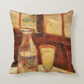 De Van Gogh del ajenjo del vintage todavía del Almohadas