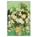 De Van Gogh todavía de los regalos vida con impres Pizarra Blanca