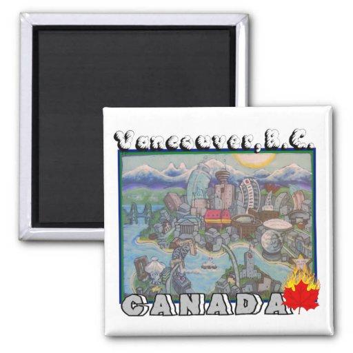 De Vancouver imán A.C. Canadá
