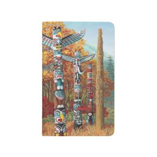 De Vancouver personalizado del bloc de bocetos de Cuaderno