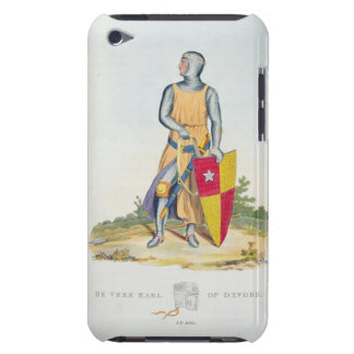 De Vere, Earl of Oxford, 1280, from 'Ancient Armou iPod Case-Mate Case