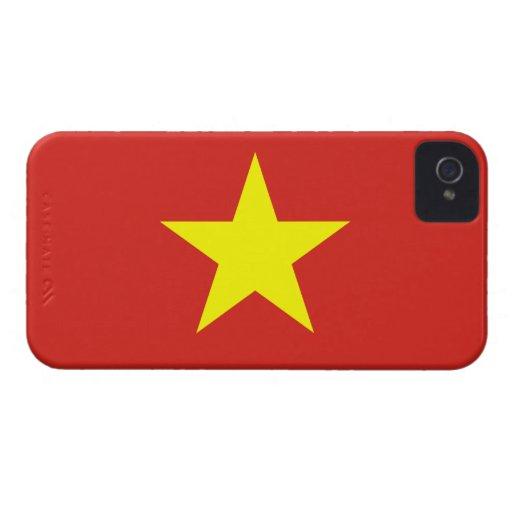 De Vietnam caso del iPhone 4 apenas There™ Case-Mate iPhone 4 Fundas