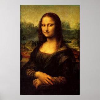 De Vinci's masterpiece Poster
