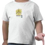 """De """"vitage de la torre Eiffel Eiffel del viaje del Camisetas"""