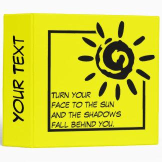 Dé vuelta a su cara al sol….