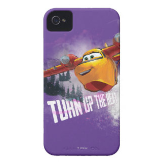 Dé vuelta encima del calor carcasa para iPhone 4 de Case-Mate