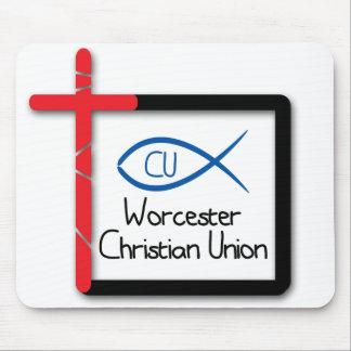 De Worcester CU Mousemat Uni Tapetes De Ratones