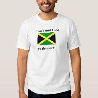 de worl T-Shirt Playera