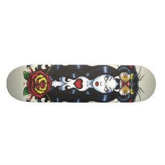 'de ziener' skate decks