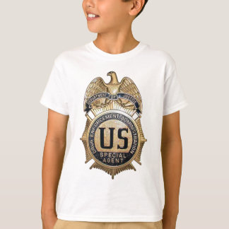 DEA Badge T-Shirt