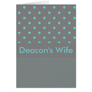 Deacon's Wife