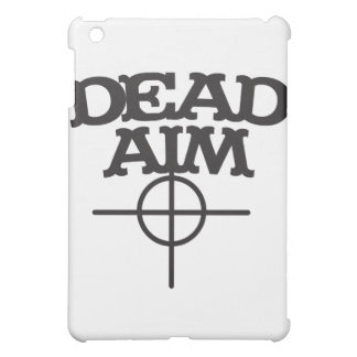 dead aim with sight target cover for the iPad mini