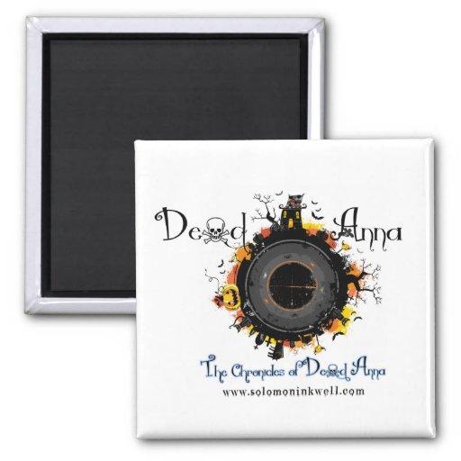 Dead Anna Fun Magnet