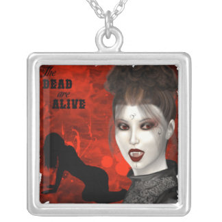 Dead Are Alive - Necklace