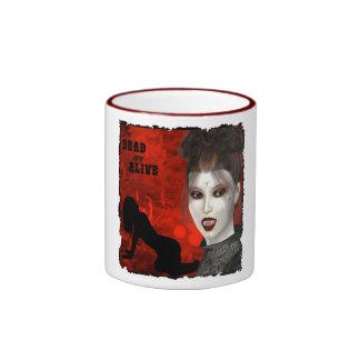 Dead Are Alive - Ringer Mug