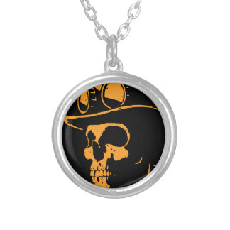 Dead Astare Silver Plated Necklace