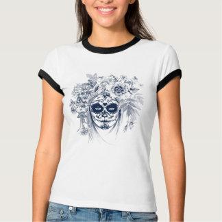 Dead Beauty Women's Bella+Canvas Ringer T-Shirt