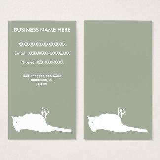 Dead Bird Roadkill Business Card