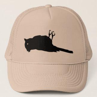 Dead Bird Roadkill Graphic Trucker Hat