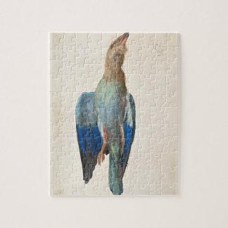 Dead Blue Roller by Albrecht Durer Jigsaw Puzzles