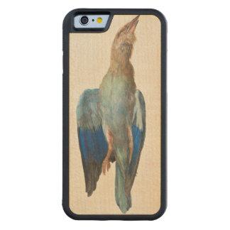 Dead Blue Roller by Albrecht Durer Carved® Maple iPhone 6 Bumper Case
