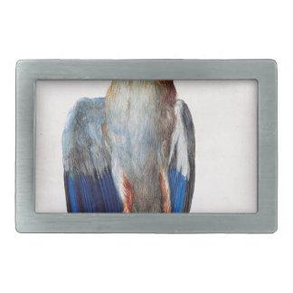 Dead Bluebird by Albrecht Durer Belt Buckles