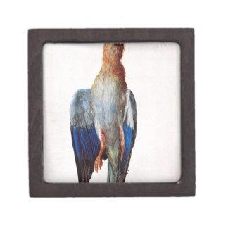 Dead Bluebird by Albrecht Durer Premium Trinket Boxes
