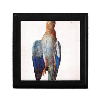 Dead Bluebird by Albrecht Durer Trinket Boxes