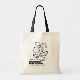 Dead Brain Cells Budget Tote Bag