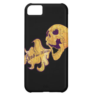 Dead but alive iPhone 5C cover