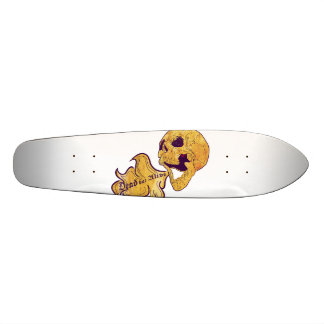 Dead but alive skateboard
