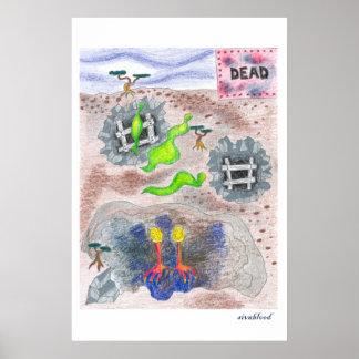 Dead by Talisblood Poster