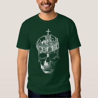Dead Byzantine Emperor with sunglasses T Shirt