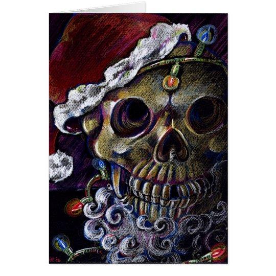 Dead Christmas Card