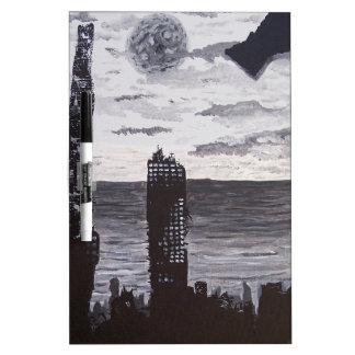 Dead City Dry-Erase Board