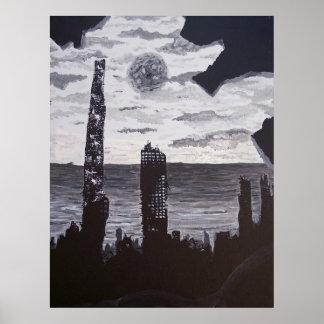 Dead City Poster