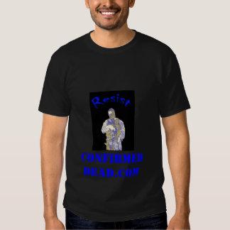 Dead.com azul, confirmado playeras