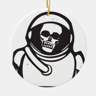 Dead Cosmonaut Ceramic Ornament