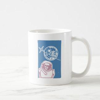 Dead Cosmonaut Coffee Mug
