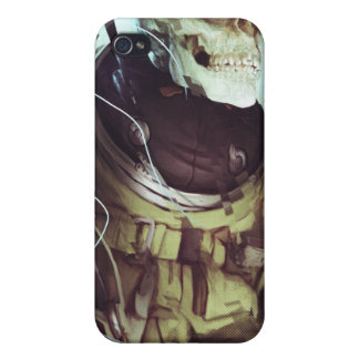 Dead Cosmonaut Iphone case