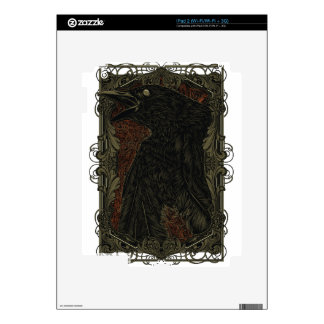 Dead Crow Skins For iPad 2