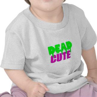 Dead Cute Zombie Design T Shirts